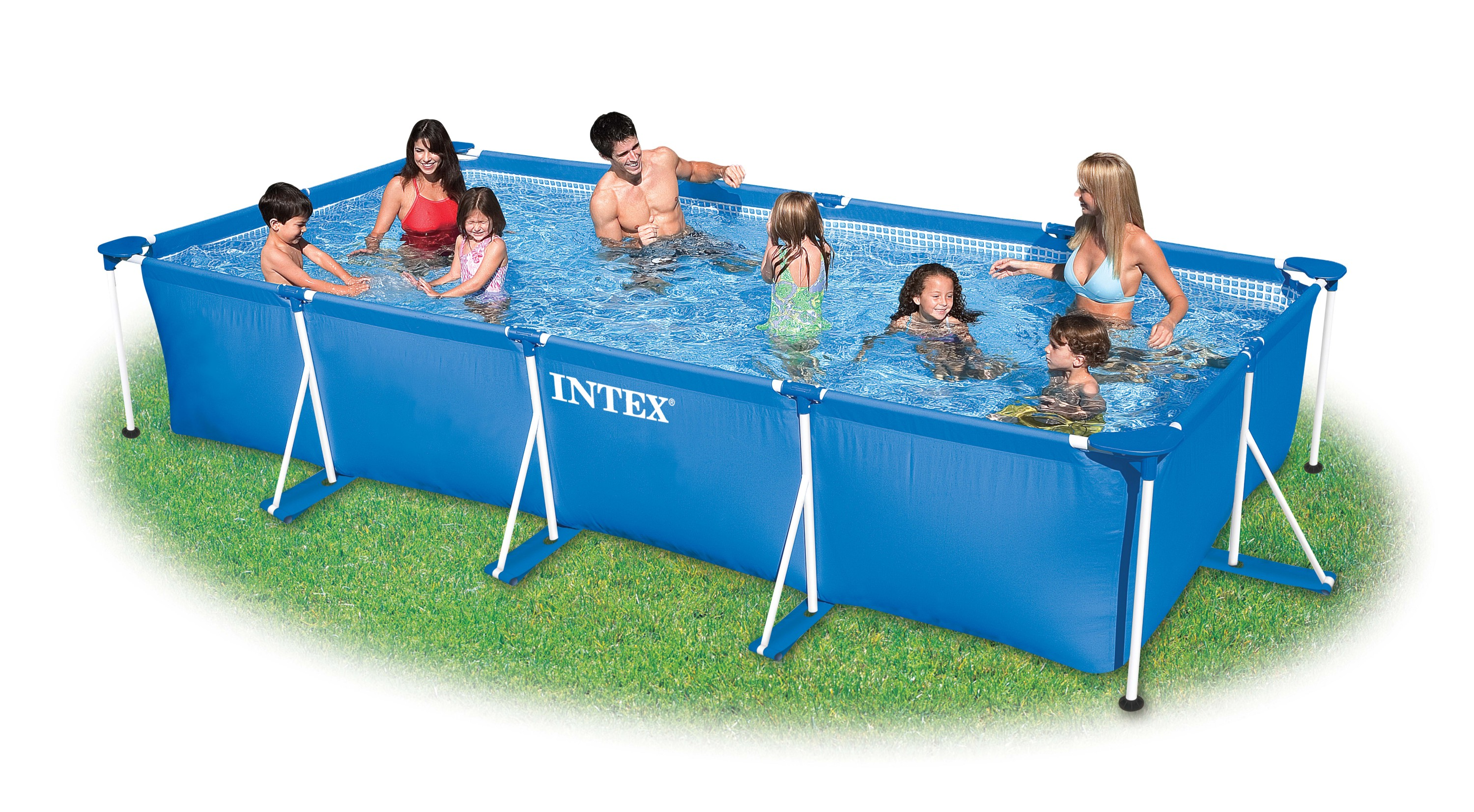 Rectangular Frame Pool