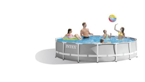 Intex Prism Frame Pool 457x122 cm