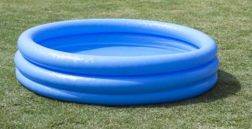 Intex Crystal bleu kinderzwembad