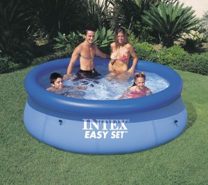 Intex Easy-Set 244x76 cm.