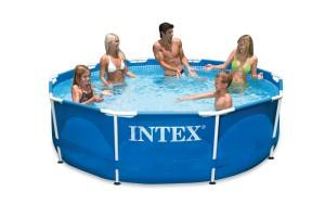 Intex Metaal Frame Pool 305 x 76 cm.