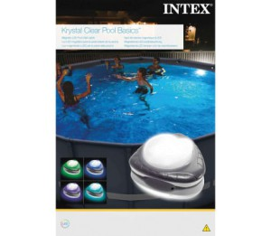 Intex Onderwater Led Lamp
