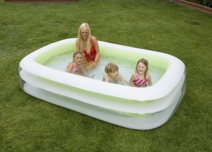 Intex Swim Center Family Pool 262x175x56 cm.