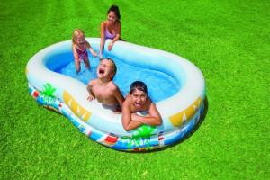 Intex Paradise Pool 262x160x46 cm.