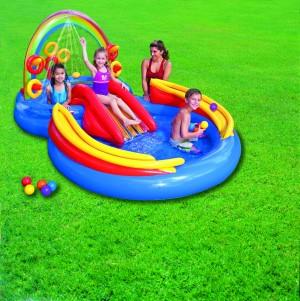 Intex Rainbow Ring Play Center