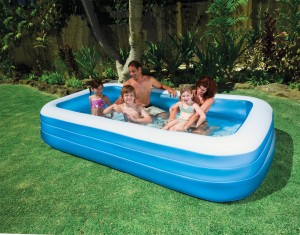 Intex Swim Center Family Pool 305x183x56 cm