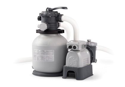 Intex Zandfilterpomp 6.000 Liter per uur.