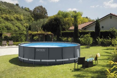 Intex Ultra Metaal Frame Pool