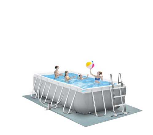 Intex Prism Rectangular Frame Pool