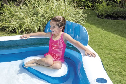 Intex Swim Center Family Lounge Pool 229 cm