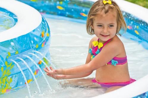 Intex Wishing Well Speelzwembad