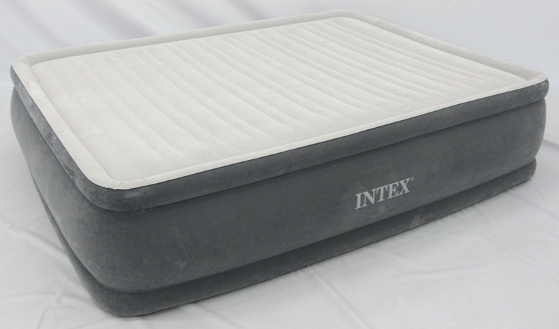 Intex Comfort Plush Elevated Luchtbed Queen Nijhuishandel