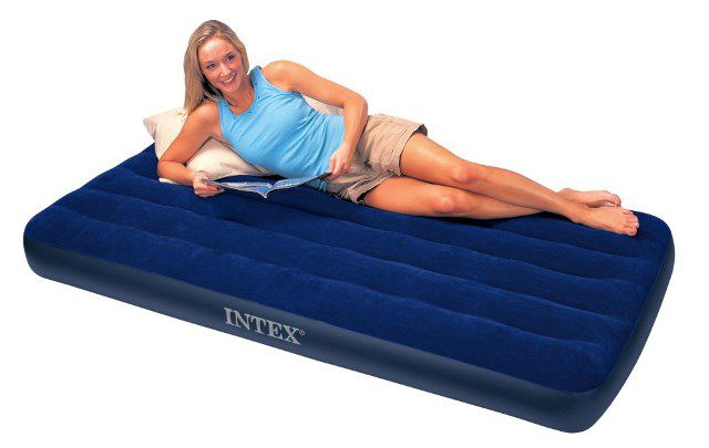 Intex  Classic Downy Luchtbed TWIN
