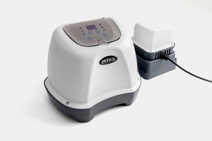 Intex zoutwatersysteem klein