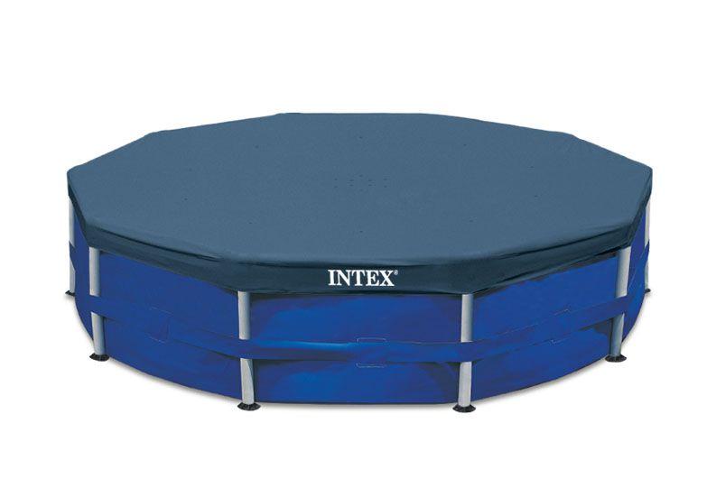 Intex Prism en Metaal Frame Pool Afdekkleed 305 cm.