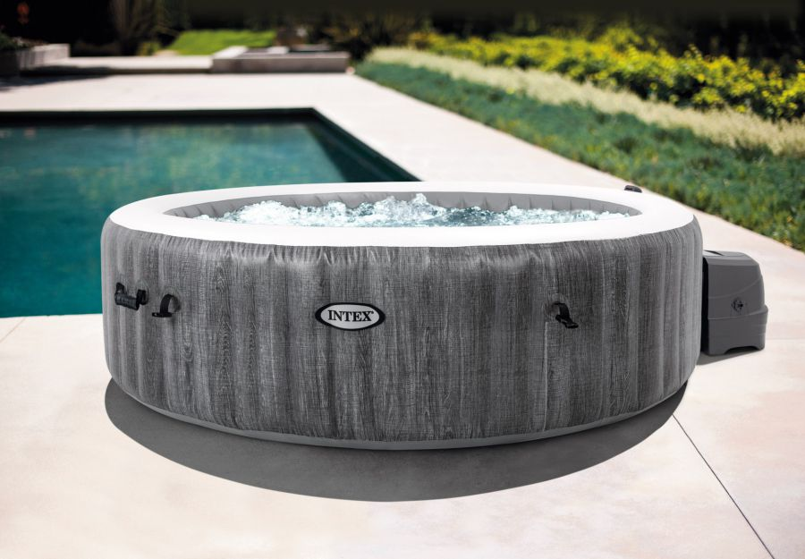Intex Spa Greywood 6 personen