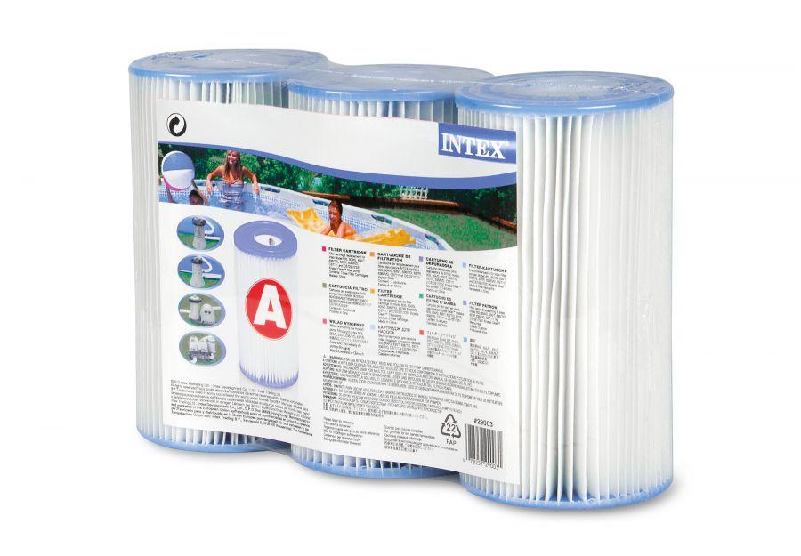 Intex Filter type A Tri pak 3 filters