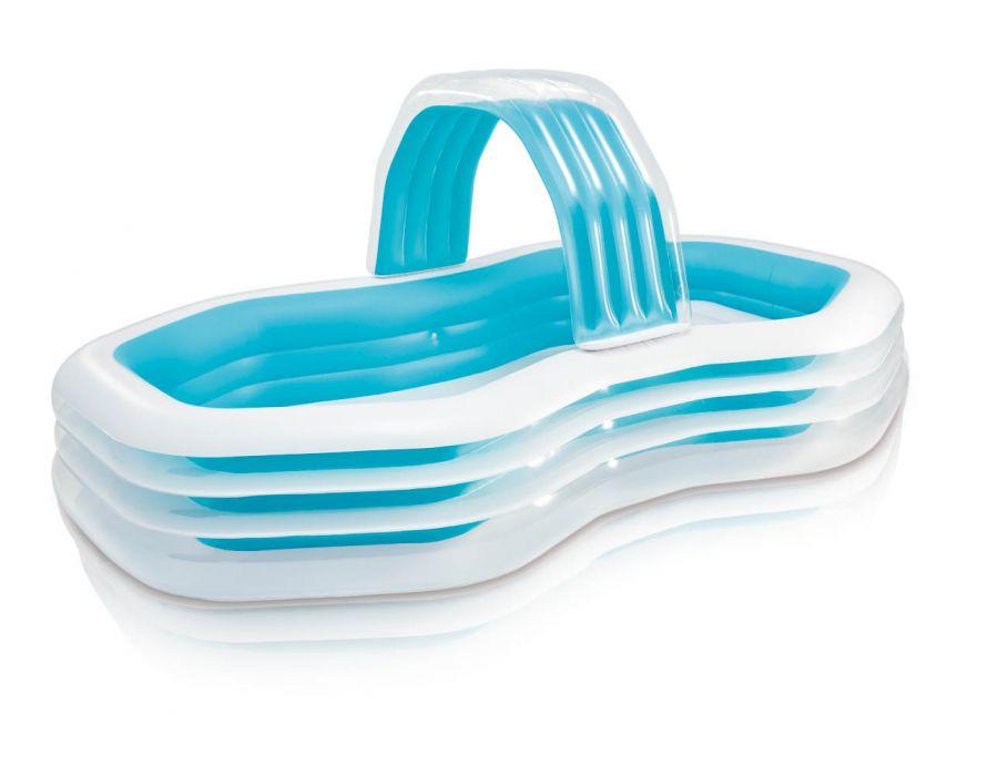 Intex Fam. Cabana Pool