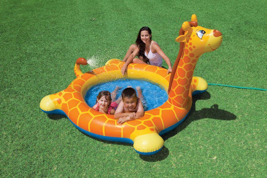 Intex Giraf Spray zwembad