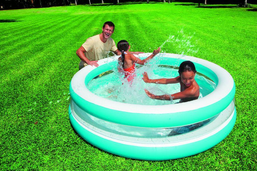 Intex Swim Center See Through Pool